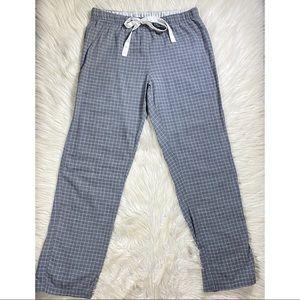 Gilligan & O'Malley gray pajama sleep pants small